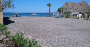 The Best Beachfront Lot in Founders Neighborhood of Loreto Bay