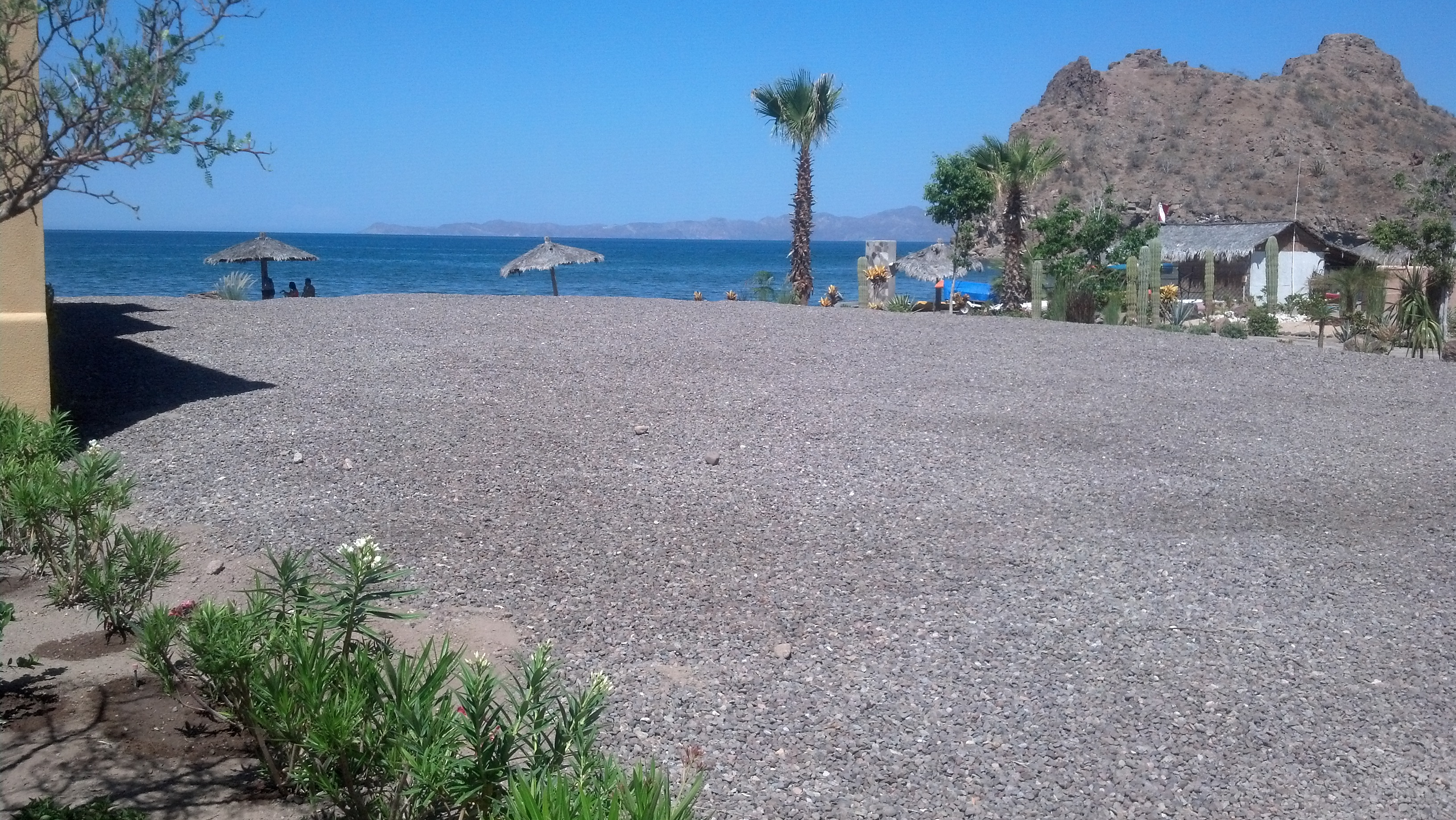 The perfect Beachfront Lot in Loreto Bay!