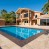 Completely Remodeled Home on the Golf Course with fabulous views and a pool