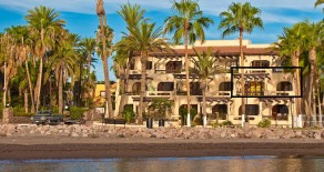 Fantastic views from this waterfront condominium in Loreto!